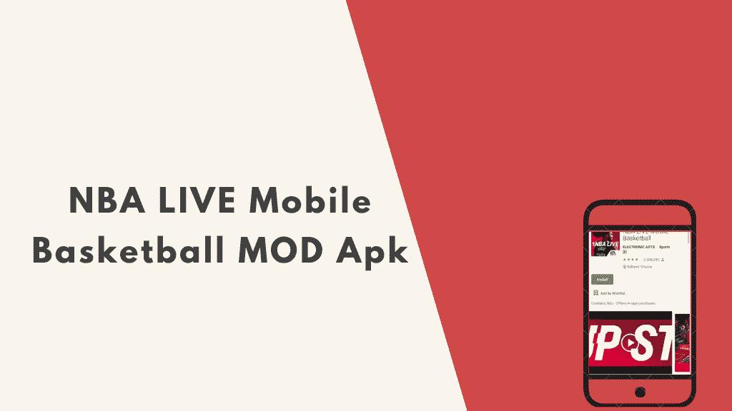 NBA LIVE Mobile Basketball Cover