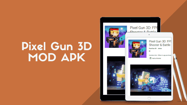 Pixel Gun 3D Featured Cover