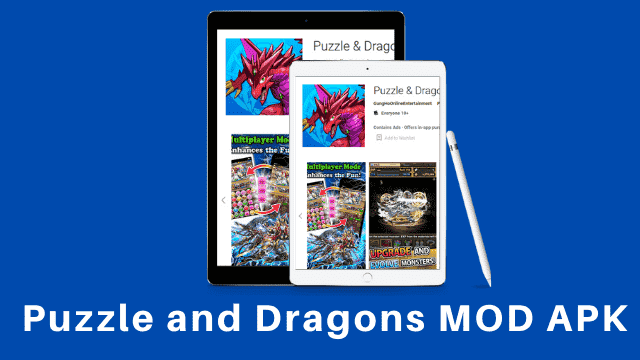Puzzle and Dragons Featured Cover