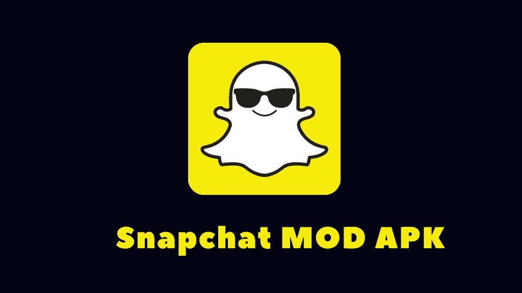 Snapchat MOD APK Poster