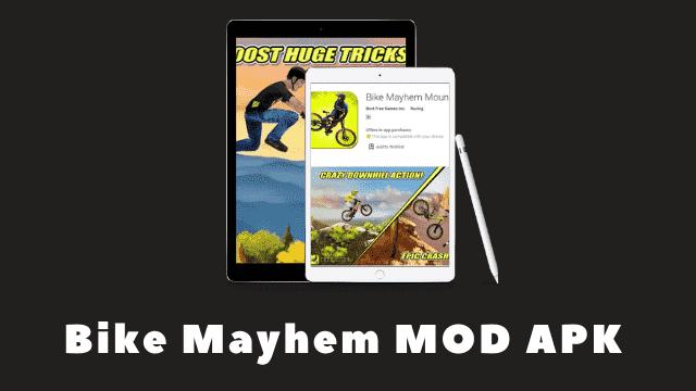 Bike Mayhem Featured Cover