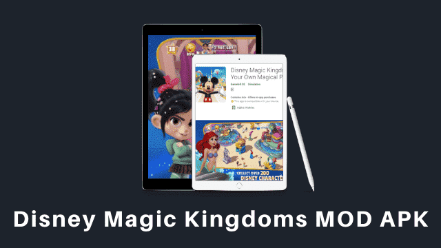Disney Magic Kingdoms Cover