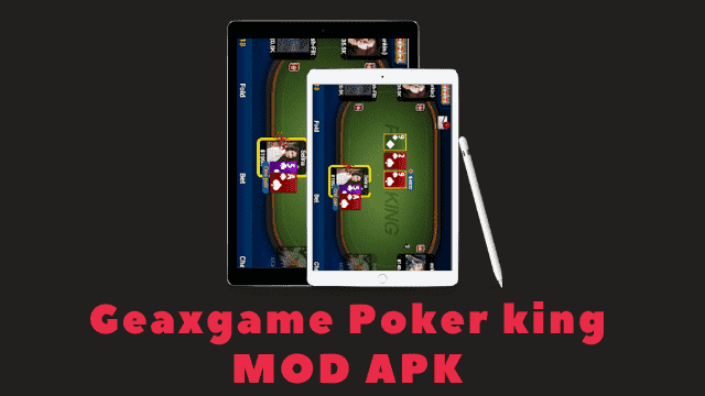 Geaxgame Poker king Featured Cover