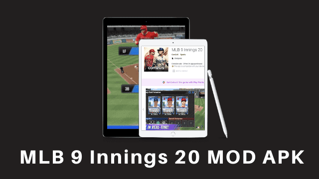 MLB 9 Innings 20 Featured Cover