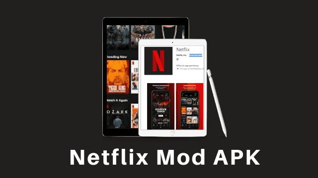 Netflix MOD APK Cover