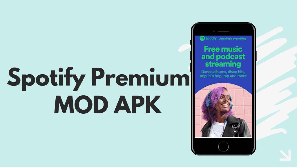 Spotify Premium MOD APK Poster