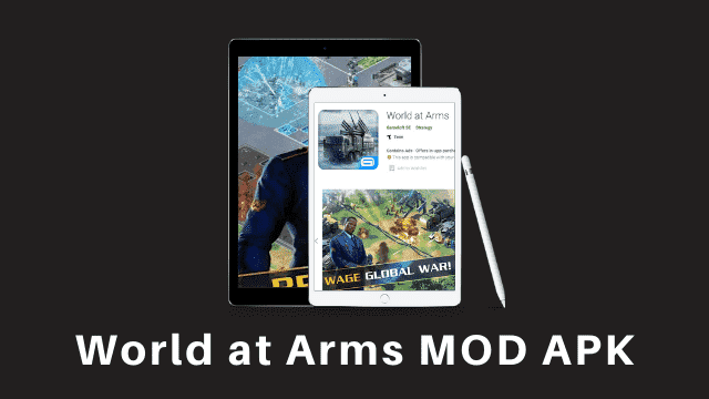 World at Arms Featured Cover