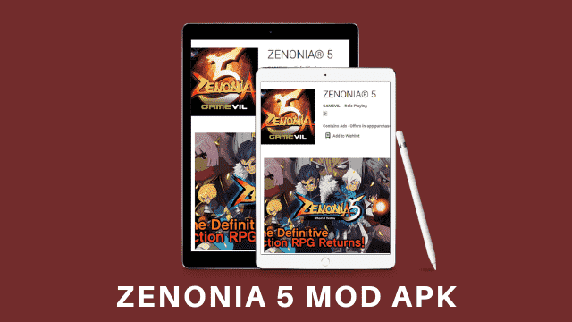 ZENONIA® 5 Featured Cover