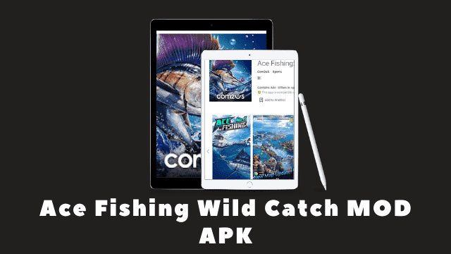 Ace Fishing Wild Catch Featured Cover