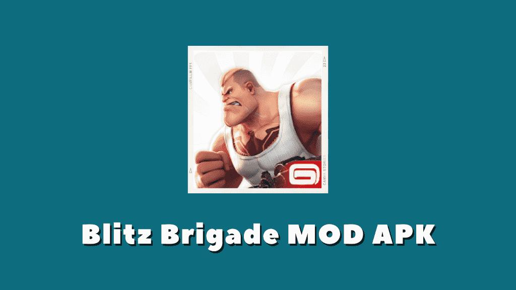 Blitz Brigade MOD APK Poster