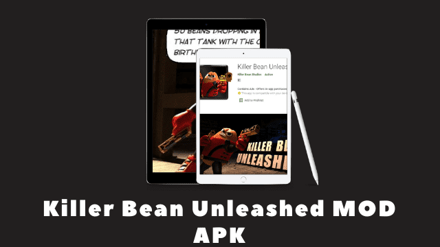 Killer Bean Unleashed Featured Cover