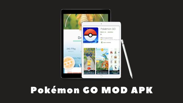 Pokémon GO Cover