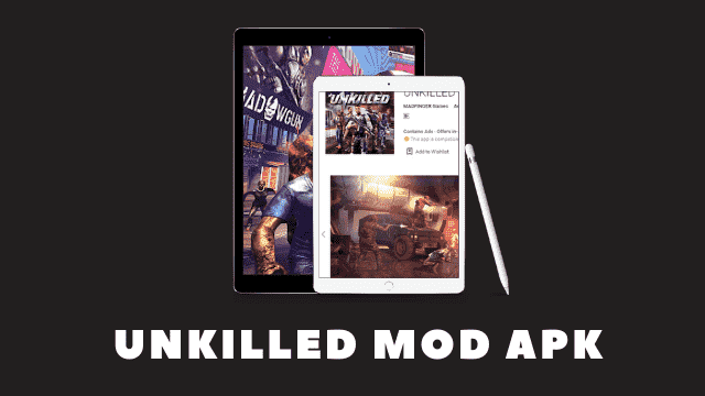 UNKILLED Featured Cover
