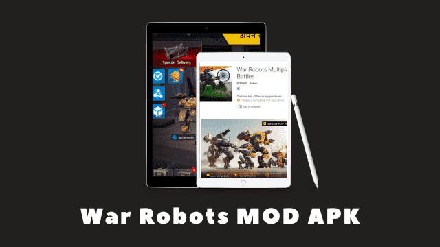 War Robots Featured Cover