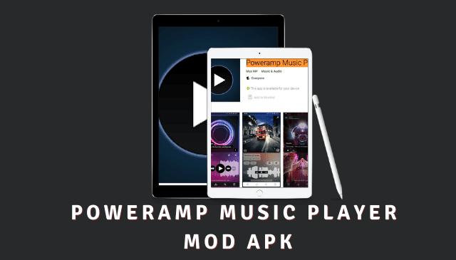 Poweramp Music Player Cover