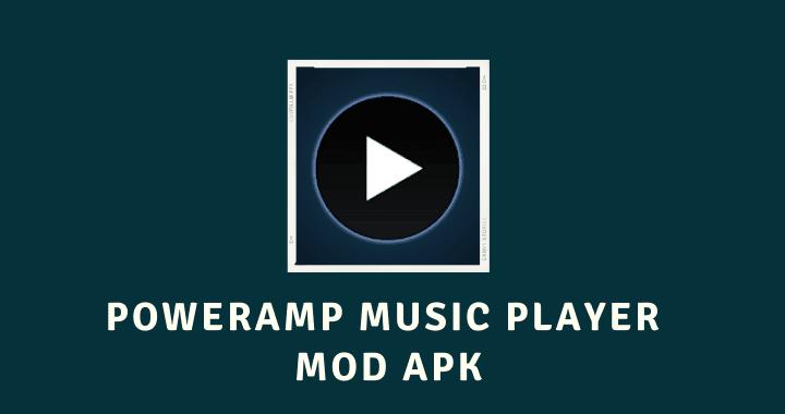 Poweramp Music Player MOD APK Poster