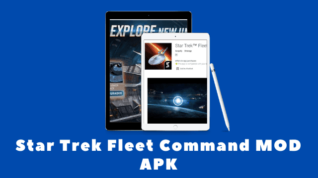 Star Trek Fleet Command Cover