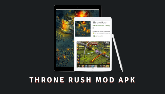 Throne Rush Cover