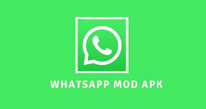 WhatsApp MOD APK Poster