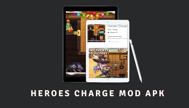 Heroes Charge Cover