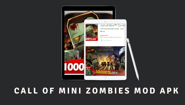 Call of Mini Zombies Cover
