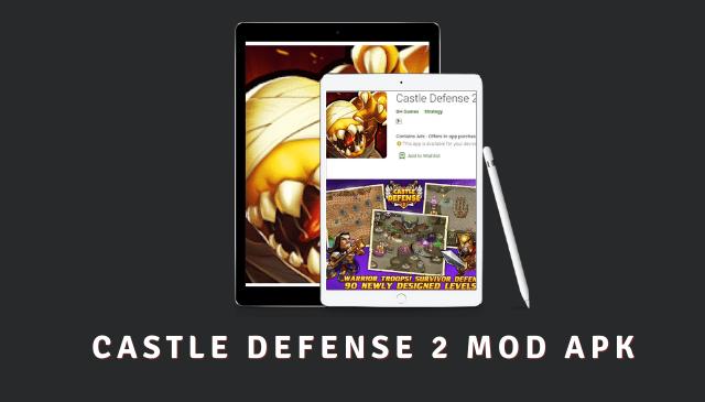 Castle Defense 2 Cover