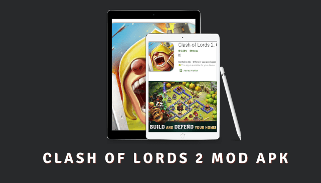 Clash of Lords 2 Cover