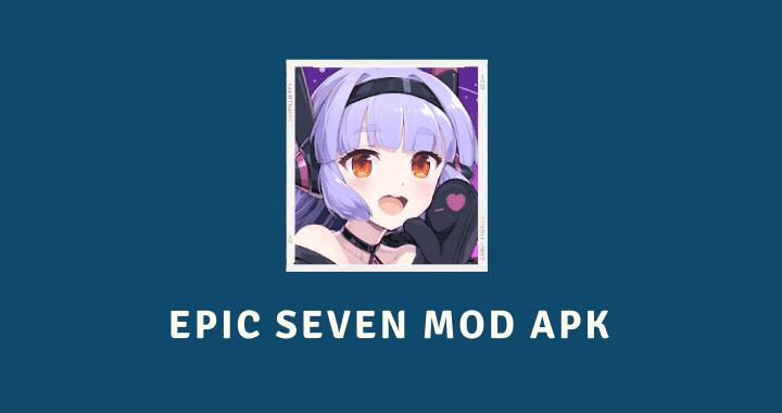 Epic Seven MOD APK Poster