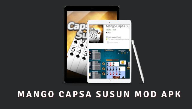 Mango Capsa Susun Cover