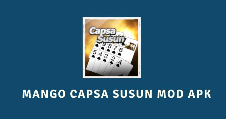 Mango Capsa Susun MOD APK Poster