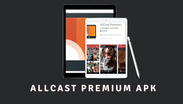 AllCast Premium Cover