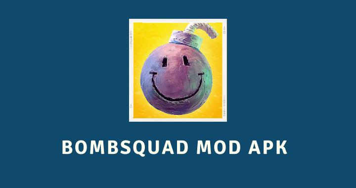 BombSquad MOD APK Poster