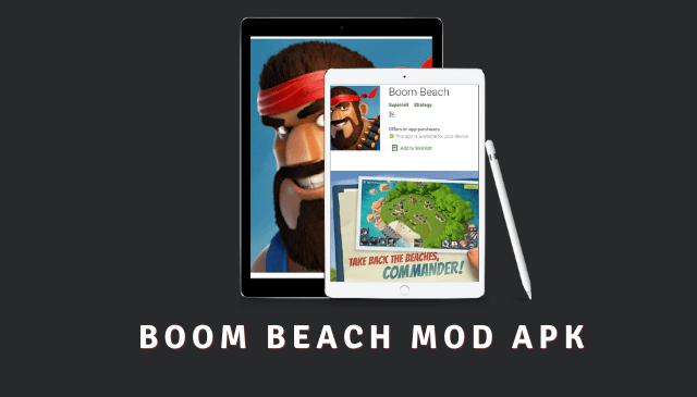 Boom Beach Cover