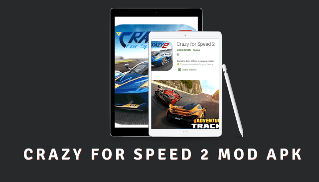 Crazy for Speed 2 Cover