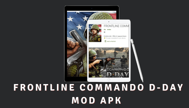 Frontline Commando: D-Day MOD APK