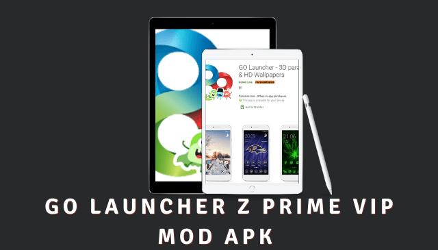 GO Launcher Z Prime Cover