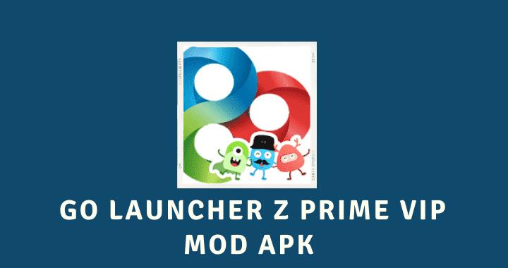 GO Launcher MOD APK Poster