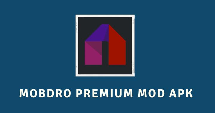 Mobdro Premium MOD APK