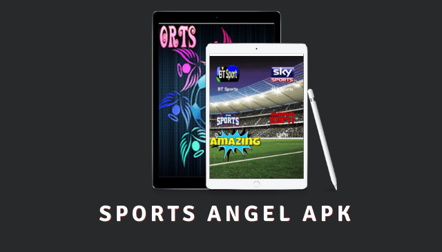 Sports Angel Cover