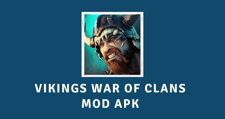 Vikings War of Clans MOD APK