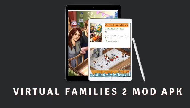 Virtual Families 2 Cover