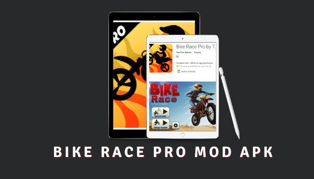 Bike Race Pro MOD APK Cover