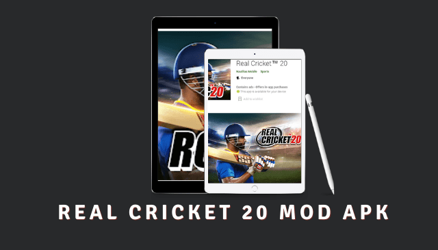 Real Cricket 20 Cover