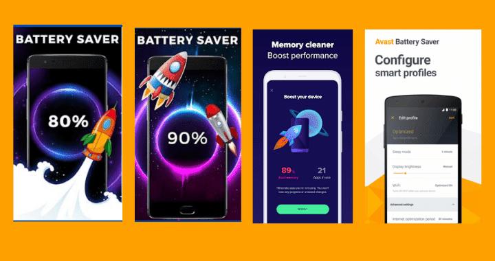 Avast Battery Saver Pro APK Screen