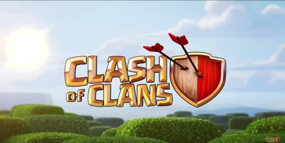 Clash of Clans MOD APK Poster