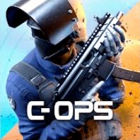Critical Ops MOD APK Poster