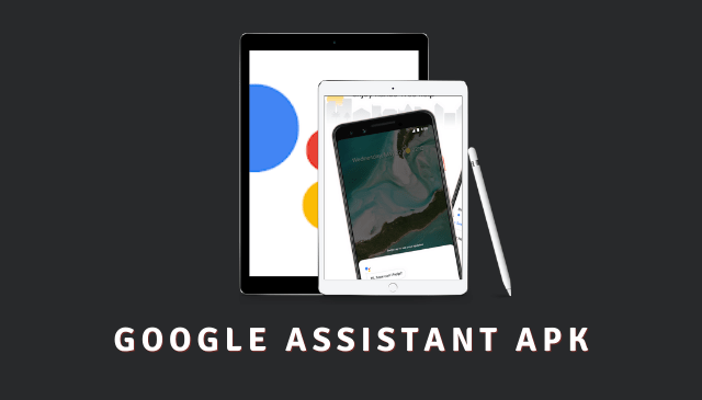 Google Assistant Cover