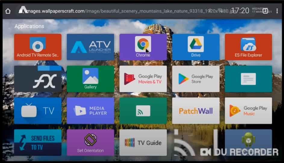 Google Chrome Poster