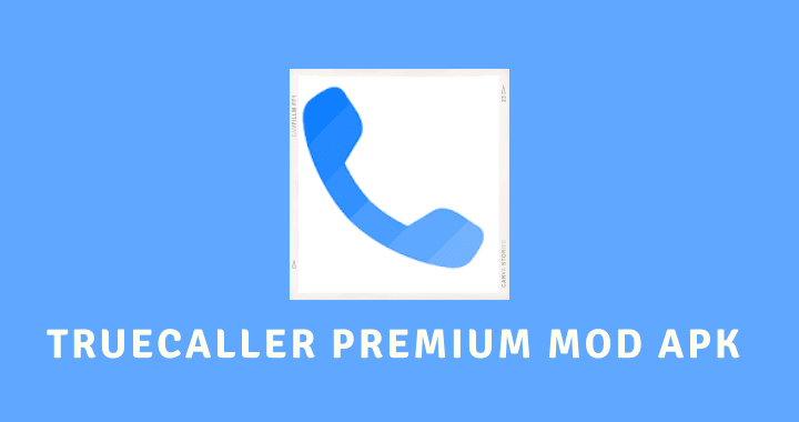 Truecaller Premium MOD APK Poster