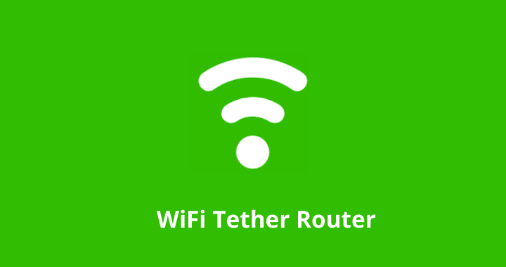 WiFi Tether Router Poster